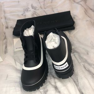 Brand New Givenchy Rain Boots